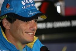 FIA press conference: Giancarlo Fisichella