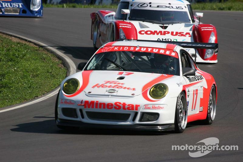 #17 SAMAX Porsche GT3 Cup: Dave Lacey, Greg Wilkins