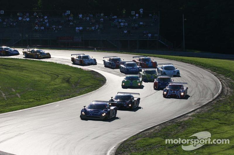 #39 Crown Royal Special Reserve/ Cheever Porsche Crawford: Christian Fittipaldi, Eddie Cheever mène la meute