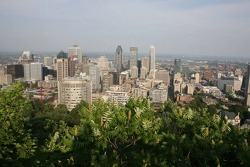 Visit of Montreal