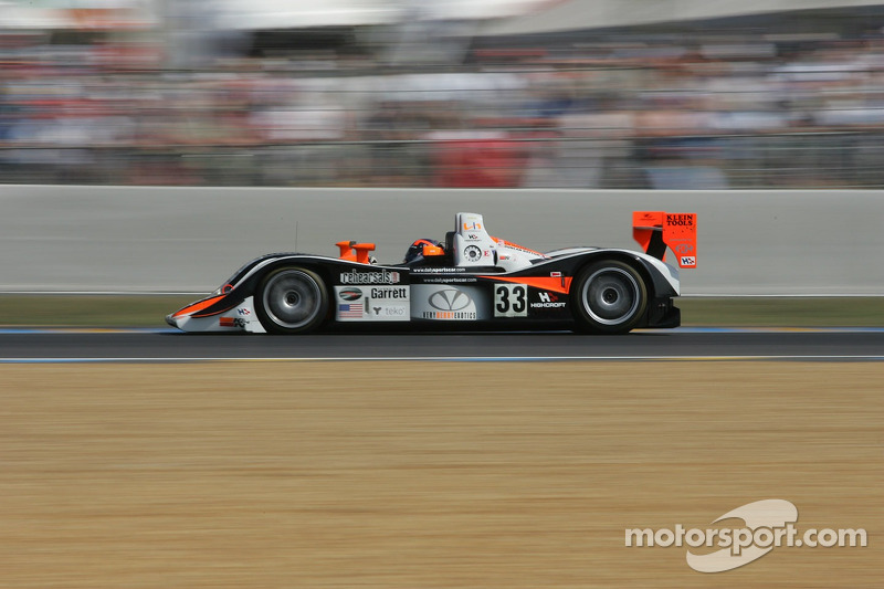 #33 Intersport Racing Lola B05/40 AER: Clint Field, Liz Halliday, Duncan Dayton