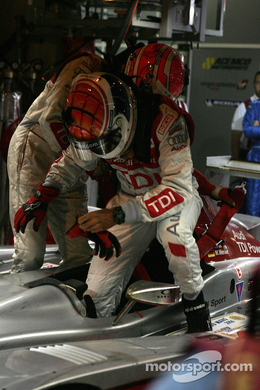 #8 Changement de pilote pour Audi Sport Team Joest