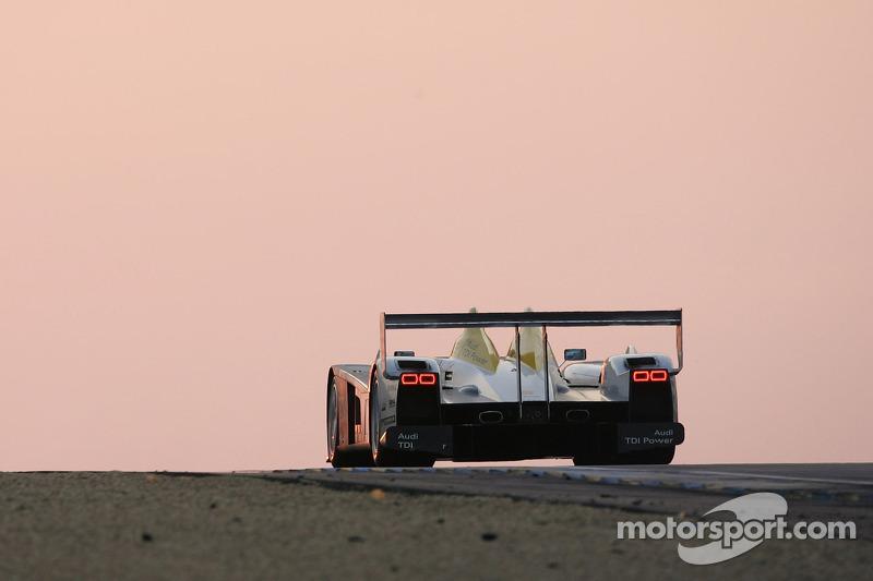 #7 Audi Sport Team Joest Audi R10: Allan McNish, Rinaldo Capello, Tom Kristensen