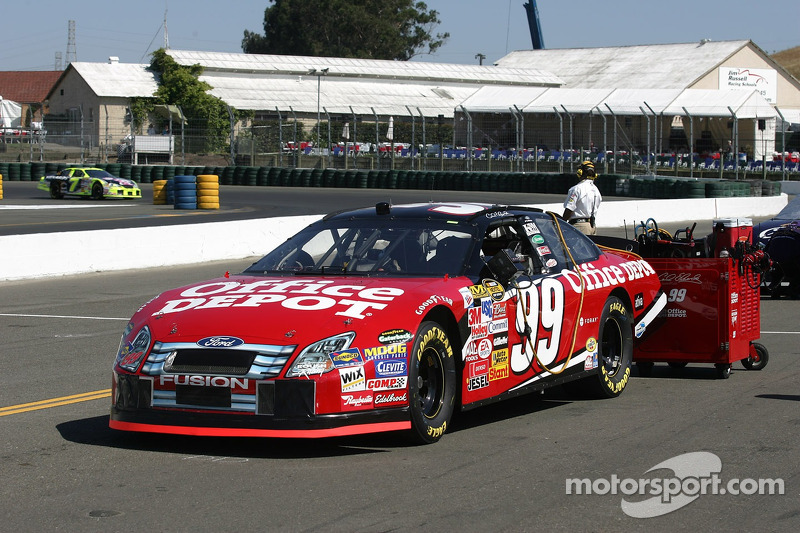 La voiture de Carl Edwards