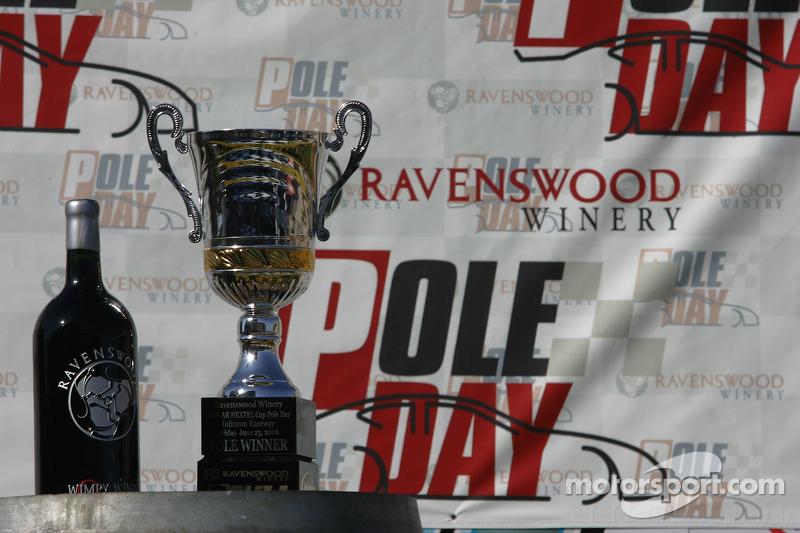 Jour de la pole position