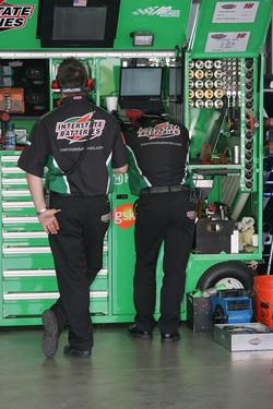 Interstate Batteries crew