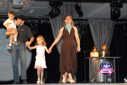 Romeo, Stephan, Eliza and Virginie Gregoire