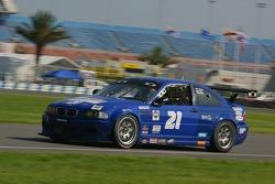 #21 Matt Connolly Motorsports BMW M3: