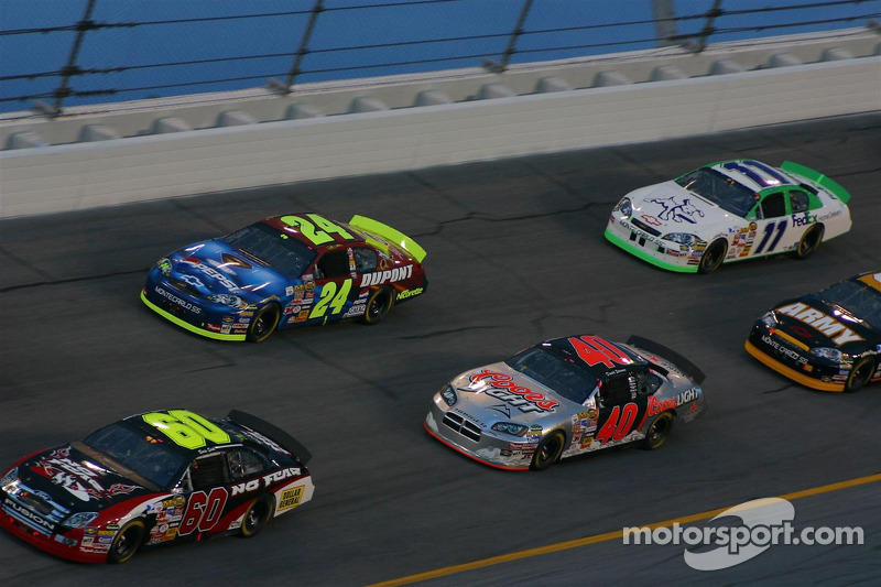 Boris Said, Jeff Gordon et David Stremme