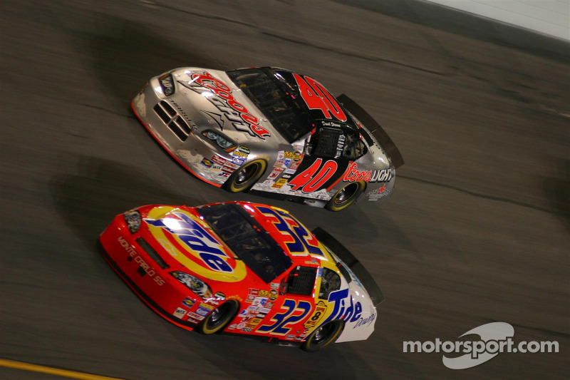 Travis Kvapil et David Stremme
