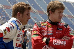 Jamie McMurray and Carl Edwards