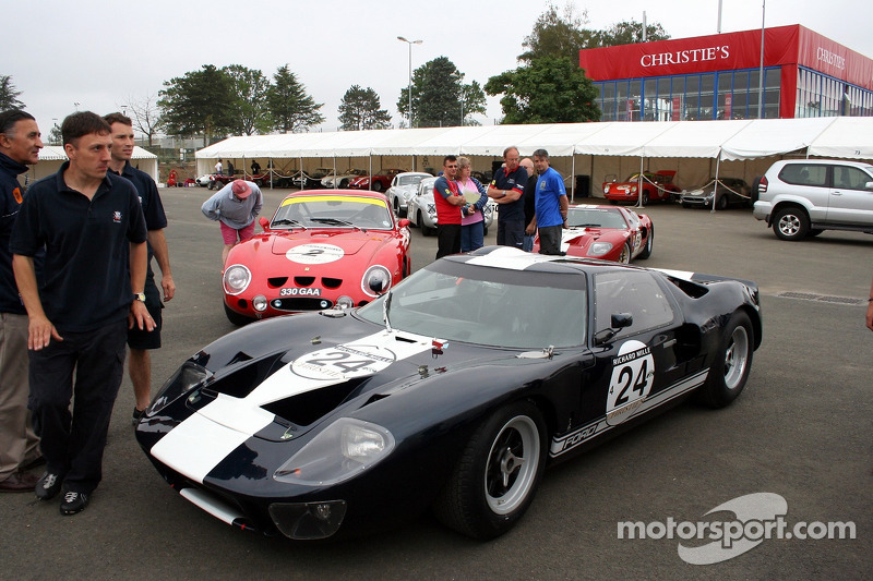 Grille 3 #24 Ford GT40 1965