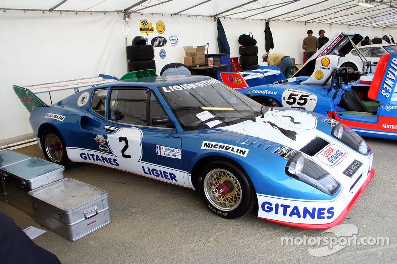 Grille 6 #54 Ligier JS2 1974