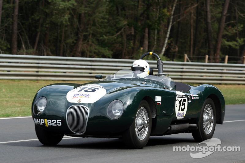 #15 Jaguar C Type 1952