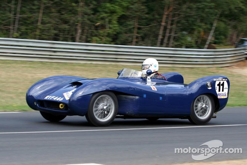 #11 Lotus IX 1955