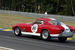 #20 Ferrari 250 GT TDF 1956