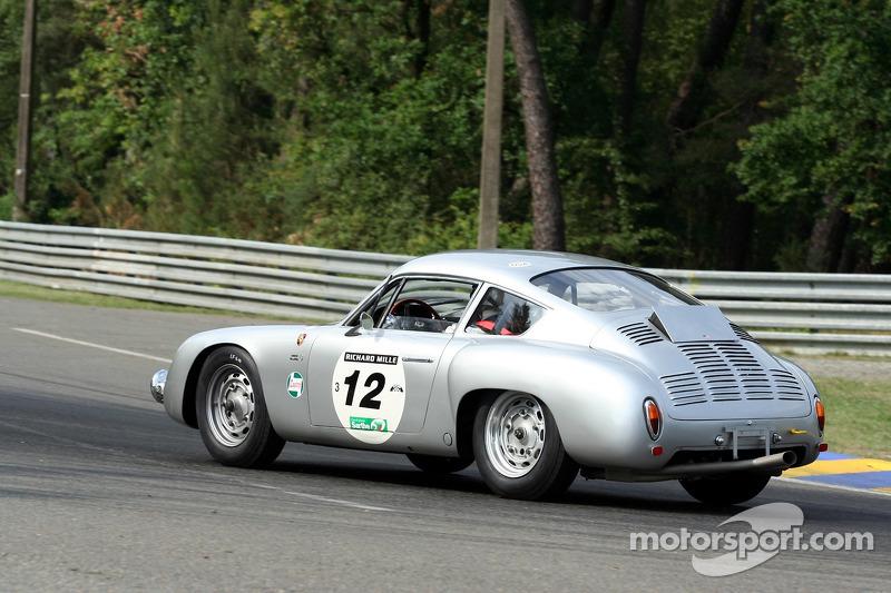 #12 Porsche Abarth GTL 1961