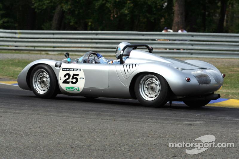 #25 Porsche RS 60 Spyder 1960
