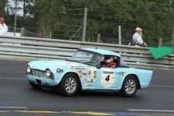 #4 Triumph TR4 1962