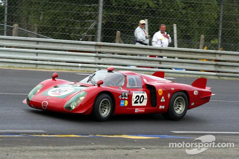 #20 Alfa Roméo  T 33-2 1968