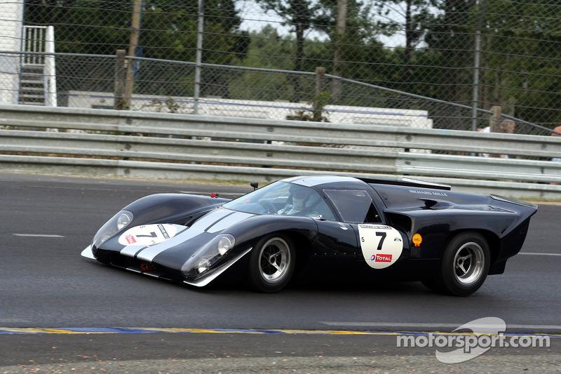 #7 Lola T70 1968