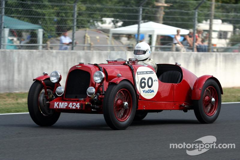 #60 Aston Martin Speed Model 1937