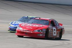 Dale Earnhardt Jr. on pitlane