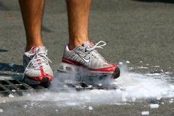 Pazar yarış öncesi