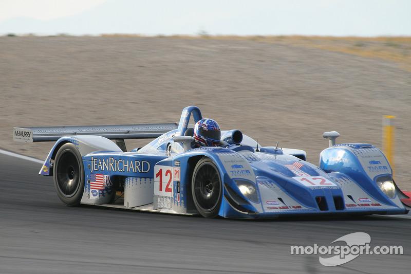 #12 Autocon Motorsports Lola EX257 AER: Bryan Willman, Michael Lewis