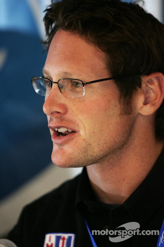 Conférence de presse : Gunnar Jeannette