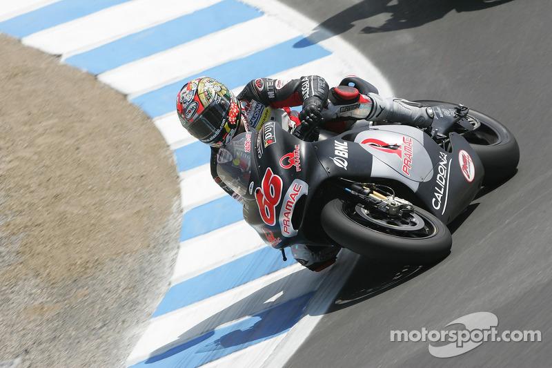 Alex Hofmann, Pramac Racing