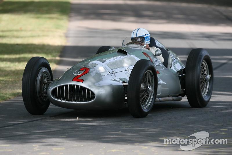 Mercedes-Benz W154: Jochen Mass
