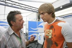David Price and Vitaly Petrov