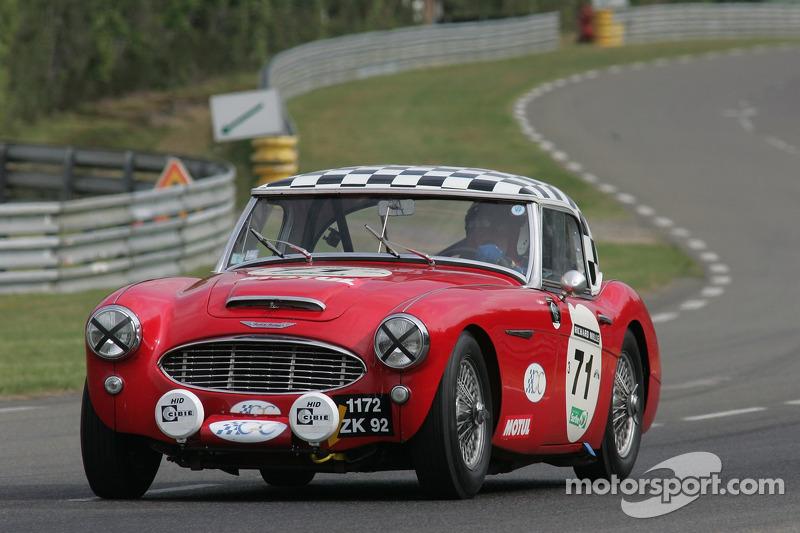 #71 Austin Healey 3000 1961