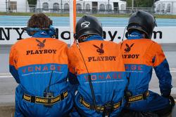 Playboy crew