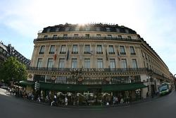The Café de la Paix