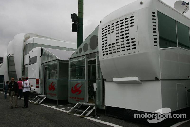 Trailers de Super Aguri F1 Team