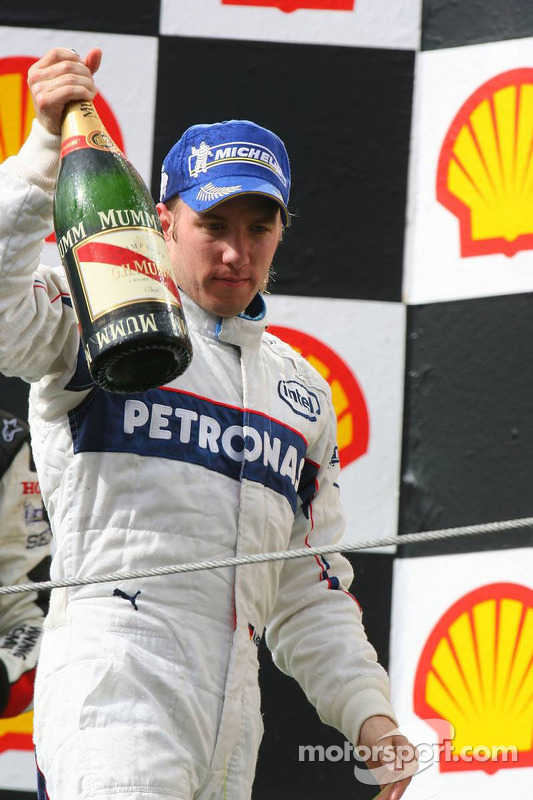 Podio: Nick Heidfeld