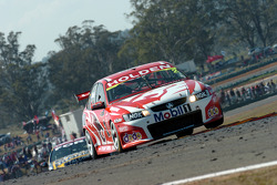 Mark Skaife keeps Craig Lowndes at bay