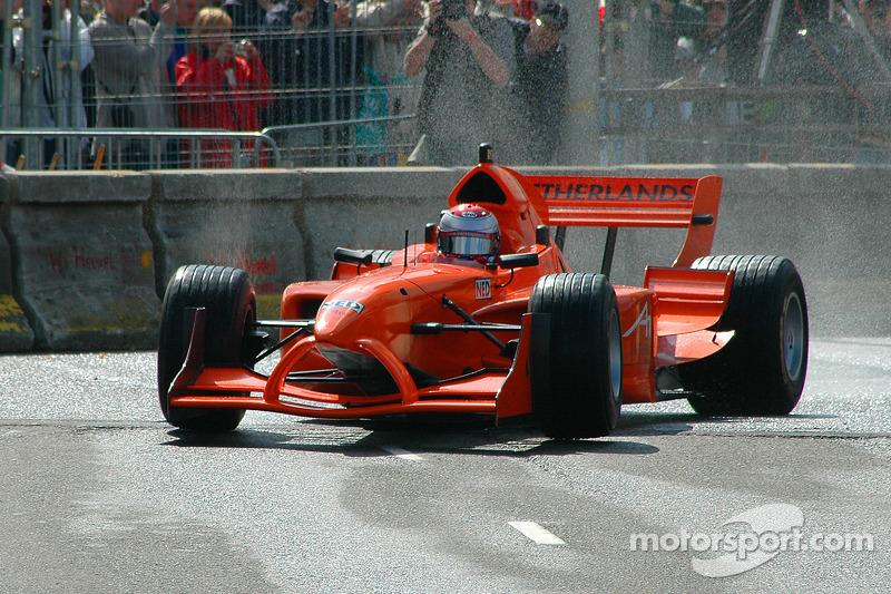 2005/2006 – A1 Grand Prix, 7 місце