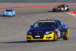 #5 NDP Motorsports, Honda Civic: Neal de Paz, Felipe Merjech