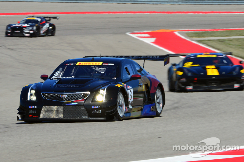 #3 Cadillac Racing Cadillac ATS - VR GT3: Johnny O'Connell