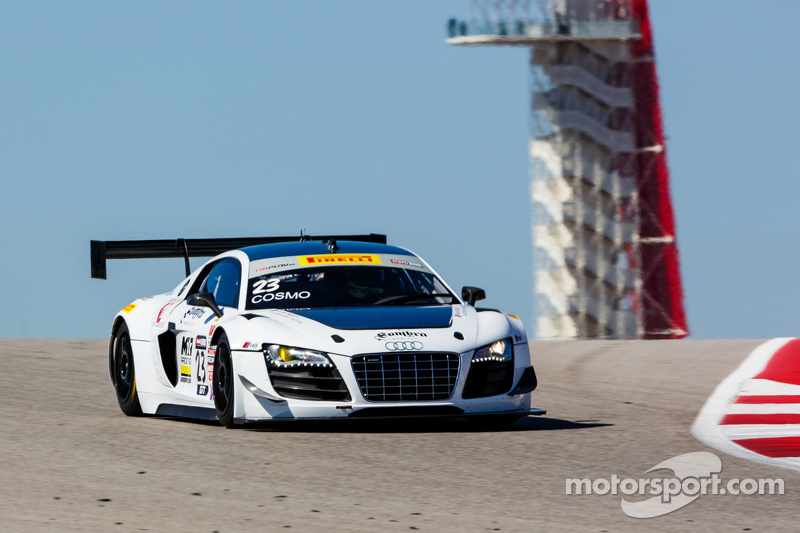 #23 M1 Racing Audi R8 LMS Ultra: Guy Cosmo