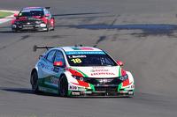 Tiago Monteiro, 本田思域 WTCC, 本田车队JAS