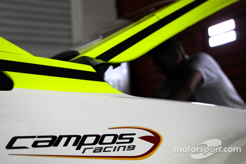 Campos Racing Chevrolet RML Cruze TC1
