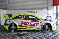 Hugo Valente, Campos雪佛兰车队RML,科鲁兹 TC1