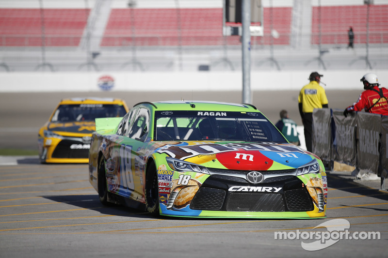 David Ragan, Joe Gibbs Racing, Toyota