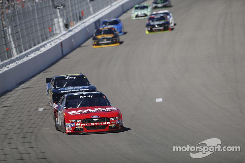 Chris Beuscher, Roush Fenway Racing Ford