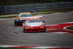 #60 Wright Motorsports Porsche 911 GT3 Cup: Santiago Creel