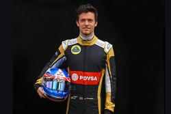 Джоліон Палмер, Lotus F1 Team Тестовий та резервний гонщик